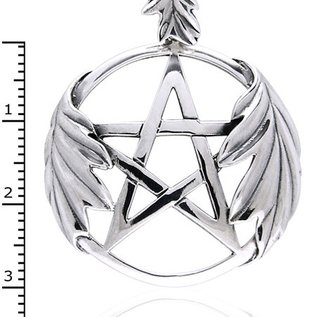 OMEN Oak Leaf Pentacle