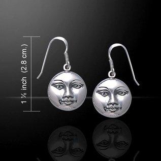 OMEN Moonface Earrings