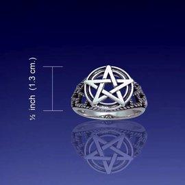 OMEN Pentagram Ring
