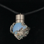 """OMEN Firefly """"Dragonfly"""" Dragon with Opalite Pendant"""
