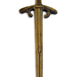 OMEN Sword of David for Courage, Justice and Protection