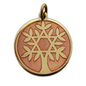 OMEN Tree of Life Charm Pendant for Knowledge and Wisdom