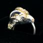 OMEN Sterling Silver Ram's Head Ring