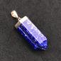 OMEN Large Lapis Pendulum or Pendant