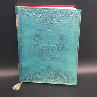 OMEN Large Isis Journal in Blue