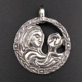 OMEN Cerridwen Pendant in Sterling Silver