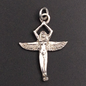 OMEN Small Isis Ankh Pendant in Sterling Silver