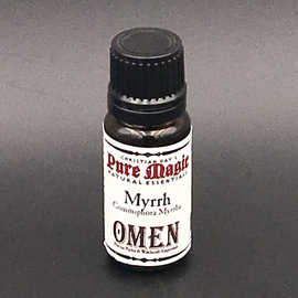 OMEN Myrrh (Commiphora Myrrha) - 10ml
