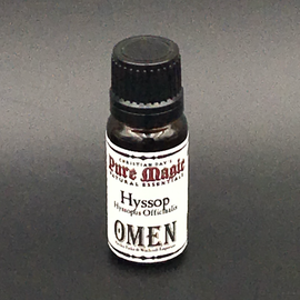 OMEN Hyssop (Hyssopus Officinalis) - 10ml