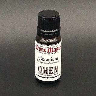 OMEN Geranium (Pelargonium Graveolens) - 10ml