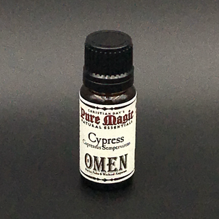 OMEN Cypress (Cupressus Sempervirens) - 10ml
