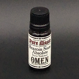 OMEN Benzoin Siam Absolute (Styrax Tonkinesis) - 10ml