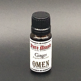 OMEN Ginger (Zingiber Officinale) - 10ml