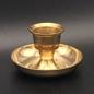 OMEN Brass Pillar or Taper Candle Holder