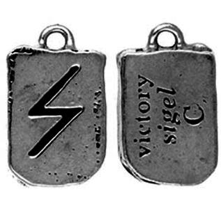OMEN Sigel Rune Pendant - Victory