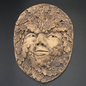 OMEN Green Man Wall Plaque - Small