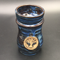 OMEN Oil Burner in Blue with Tree