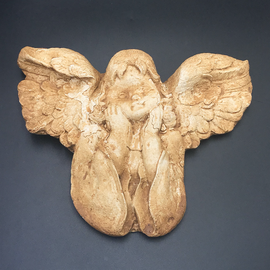 OMEN Large Cherub Wall Hanging