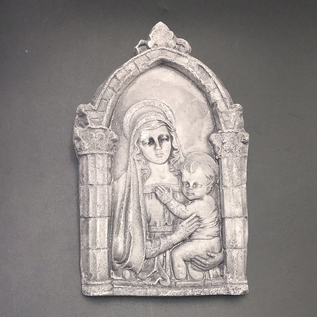 OMEN Madonna & Child Wall Hanging