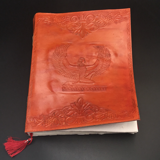 OMEN Large Isis Journal in Orange