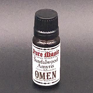 OMEN Sandalwood Amyris (Amyris Balsamifera) - 10ml