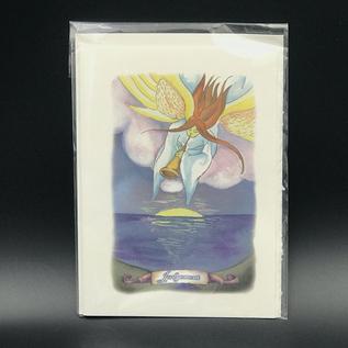 OMEN Judgement - Tarot Greeting Card