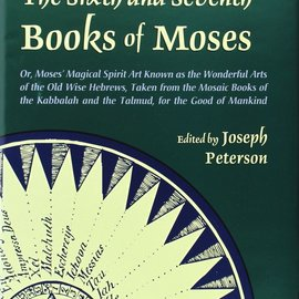 OMEN Sixth and Seventh Books of Moses (New, Expanded)