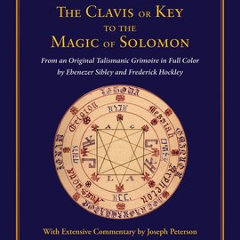 OMEN The Clavis or Key to the Magic of Solomon