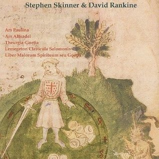 OMEN The Goetia of Dr Rudd: The Angels & Demons of Liber Malorum Spirituum Seu Goetia Lemegeton Clavicula Salomonis