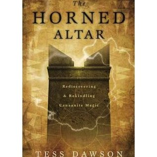 OMEN The Horned Altar: Rediscovering & Rekindling Canaanite Magic