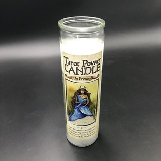 OMEN Tarot Power Candle - The High Priestess