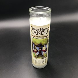 OMEN Tarot Power Candle - The Lovers