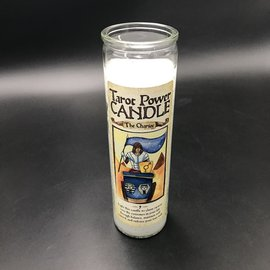 OMEN Tarot Power Candle - The Chariot