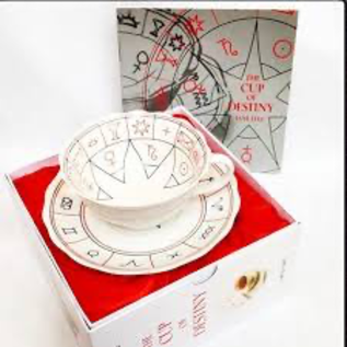OMEN The Cup of Destiny [with Cup/Saucer]
