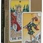 OMEN Universal Waite Tarot Deck [With Book]