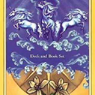 OMEN Unicorn Tarot Deck & Book Set [With Book]