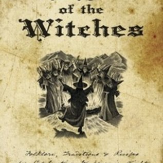 OMEN Night of the Witches: Folklore, Traditions & Recipes for Celebrating Walpurgis Night