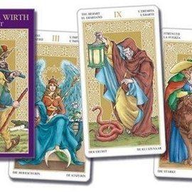 OMEN Universal Wirth Tarot/Tarot Universal de Wirth [With Instructions]