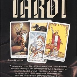 OMEN Encyclopedia of Tarot, Volume III