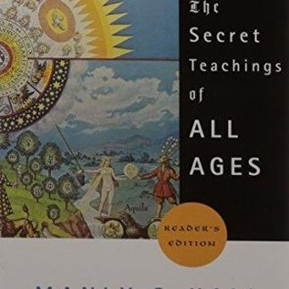 OMEN Secret Teachings of All Ages: An Encyclopedic Outline of Masonic, Hermetic, Qabbalistic and Rosicrucian Symbolical Philosophy