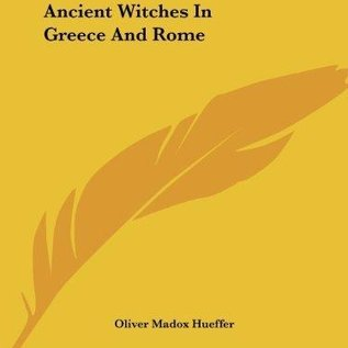 OMEN Ancient Witches in Greece and Rome