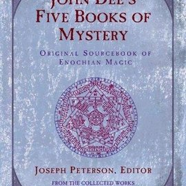 OMEN John Dee's Five Books of Mystery: Original Sourcebook of Enochian Magic