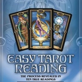 OMEN Easy Tarot Reading: The Process Revealed in Ten True Readings