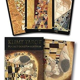 OMEN Golden Tarot of Klimt Mini Deck