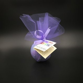 OMEN Pure Magic Dream Potion Crystal Ball Bath Bomb with a Fluorite Crystal Inside!