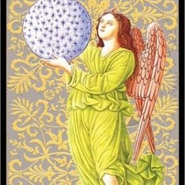 OMEN Mantegna Tarot: Tarot Cards with Silver Decoration, Instructions (Lo Scarabeo Decks)