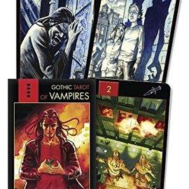 OMEN Gothic Tarot of Vampires Cards (Lo Scarabeo Decks)