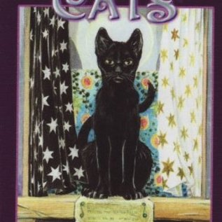 OMEN Tarot of Pagan Cats