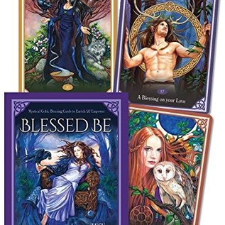 OMEN Blessed Be Cards: Mystical Celtic Blessings to Enrich and Empower