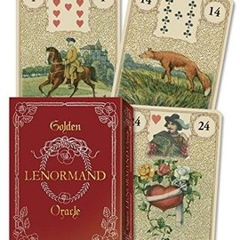 OMEN Golden Lenormand Oracle
